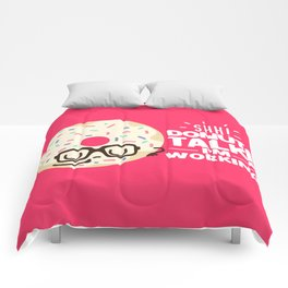 Donut Talk! Comforters