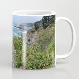 Beautiful North California Coast Coffee Mug