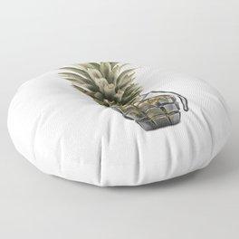 Pineapple Grenade Floor Pillow