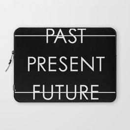 Past Present Future Laptop Sleeve