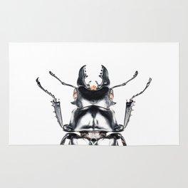 Beetles #2 (Odontolabis Siva) Rug