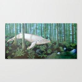Albion Canvas Print
