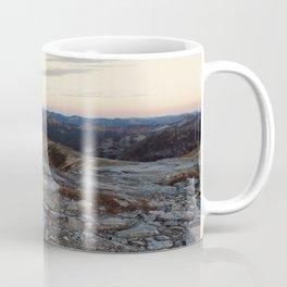 fremont Lookout- Washington, USA Coffee Mug