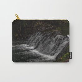 Hidden Turtle Waterfall Carry-All Pouch