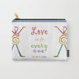 Mother Universe Love Carry-All Pouch