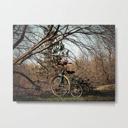Tricycle story 2 Metal Print