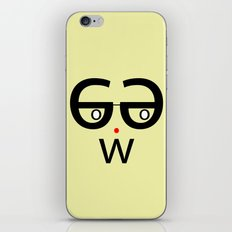 Neue Nerd iPhone & iPod Skin