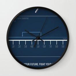 Looper Wall Clock