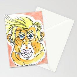 The Orange Menace Stationery Cards