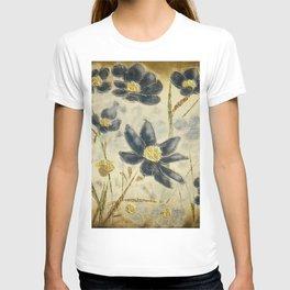 Blue Daisies T-shirt