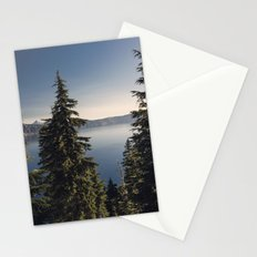 Through the Pines Stationery Cards