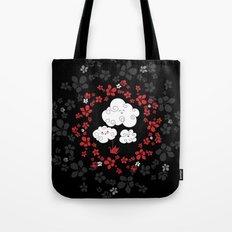 Cute clouds Tote Bag