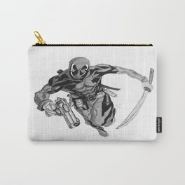 Pool of the Dead (Edition #3) Carry-All Pouch