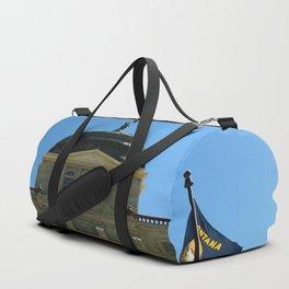 Montana State Capitol Duffle Bag
