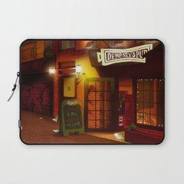 Dempsey's Pub Laptop Sleeve