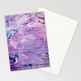 Tears In the dance hall Stationery Cards