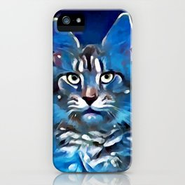 Maine Coon iPhone Case
