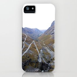 trollstigen iPhone Case
