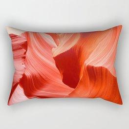 Lower Antelope Canyon in Page, Arizona, USA Rectangular Pillow