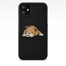 English Bulldog | Dog Lover iPhone Case