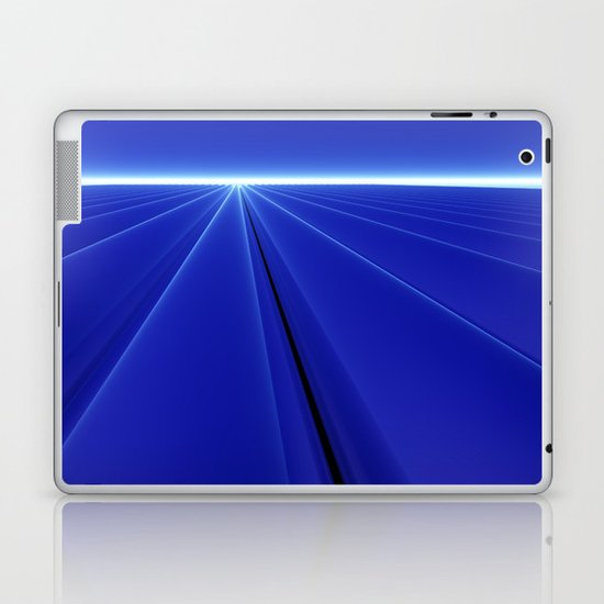 Blue Dawn Laptop & iPad Skin
