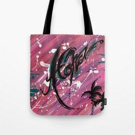 """""""ALOHA"""" Tote Bag"""