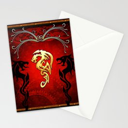 Amazing dragons Stationery Cards