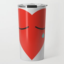 Yesterday, today and probably tomorrow. Travel Mug