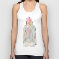 camus Tank Tops featuring été by Three of the Possessed