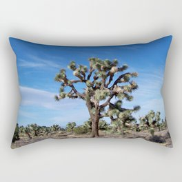 Study in Joshua 1 Rectangular Pillow