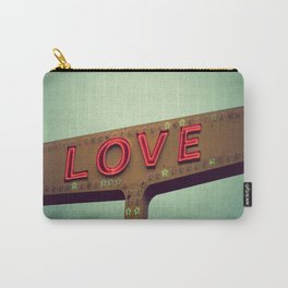 Love Signs Carry-All Pouch