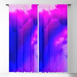 Abstract Bliss 1 by kathy Morton Stanion Blackout Curtain