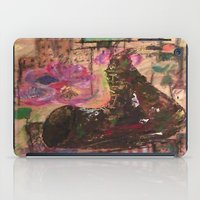 jazz iPad Cases featuring Jazz by Teresa Cook Art