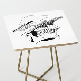 Skull (Liquify) Side Table