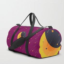 021 OWLY meteor shower Duffle Bag