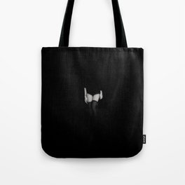 Are you afraid of the dark?  Tote Bag
