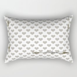 AllyA Rectangular Pillow