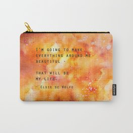 Make Everything Beautiful Carry-All Pouch