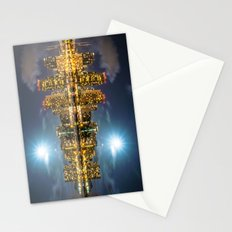 Honolulu City Lights Stationery Cards