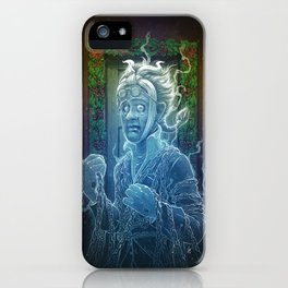 Marley's Christmas Carol iPhone Case