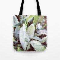 jungle Tote Bags featuring Jungle by Gabriela Fuente