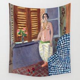 Henri Matisse Odalisque 1925 Artwork for Wall Art, Prints, Posters, Tshirts, Men, Women, Kids Wall Tapestry