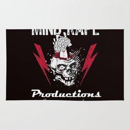 Mind-Rape Productions Rug