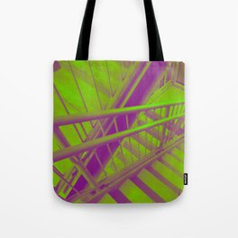 Indecisive, green Tote Bag