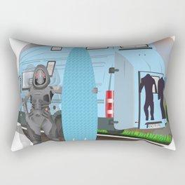 Gosth's van Rectangular Pillow