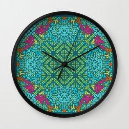 """""""Garden"""" series #3 Wall Clock"""