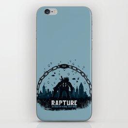 Rapture 1960 iPhone Skin