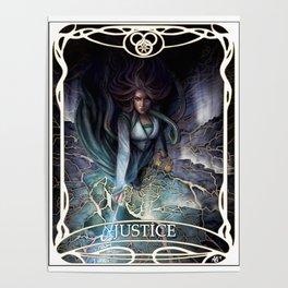 Justice: Egwene the Amyrlin Poster