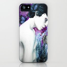 Pray for Paradise iPhone Case