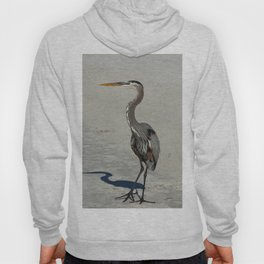 Living On A Beach Hoody